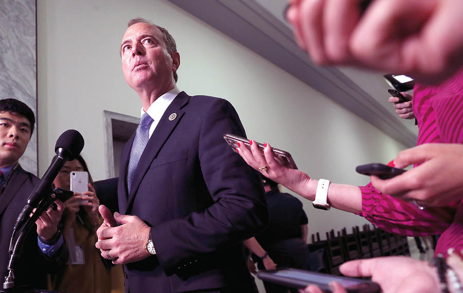 """Adam """"Shifty"""" Schiff Ignores Growing Homeless Crisis in His Own District"""