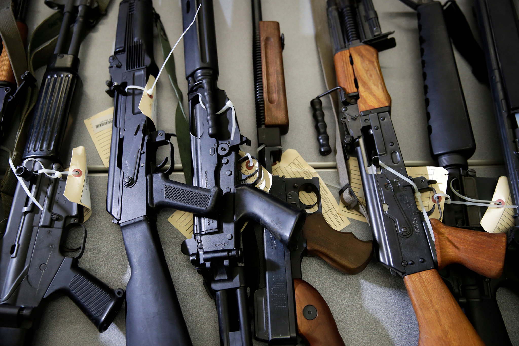 Nebraska gun owners confront state legislature over gun-grabbing bills