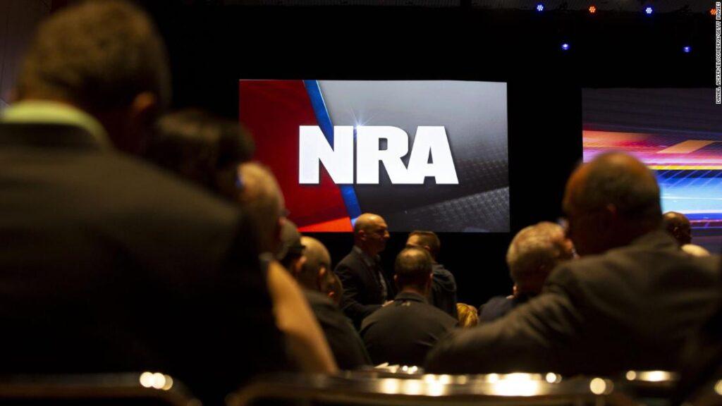 NRA files lawsuit against California over gun store closures