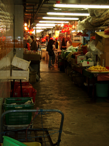 Five Facts about China's Wet Markets