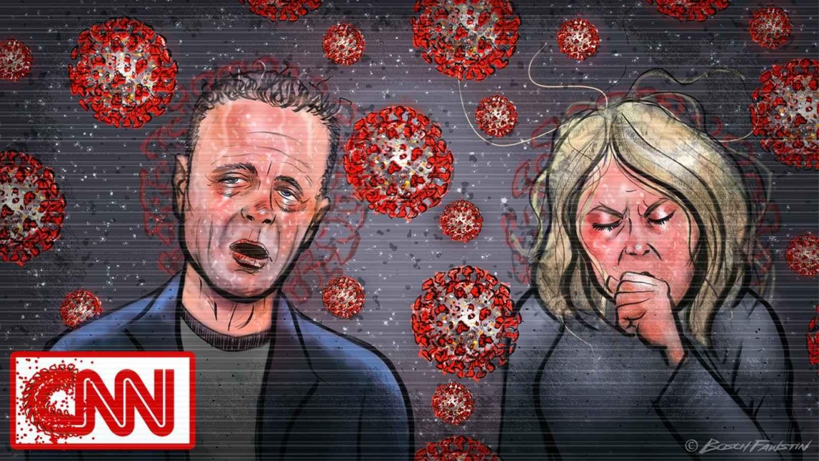 Is CNN Spreading Coronavirus?