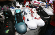 Crowds Gather at Atlanta Mall to Buy Air Jordans After Lockdown Lifted