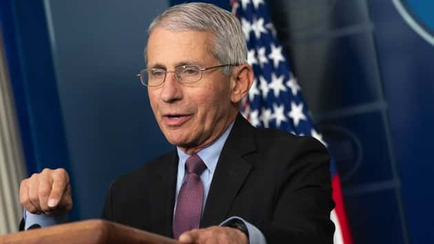 Dr. Anthony Fauci tells Senate he fears states are reopening too quickly
