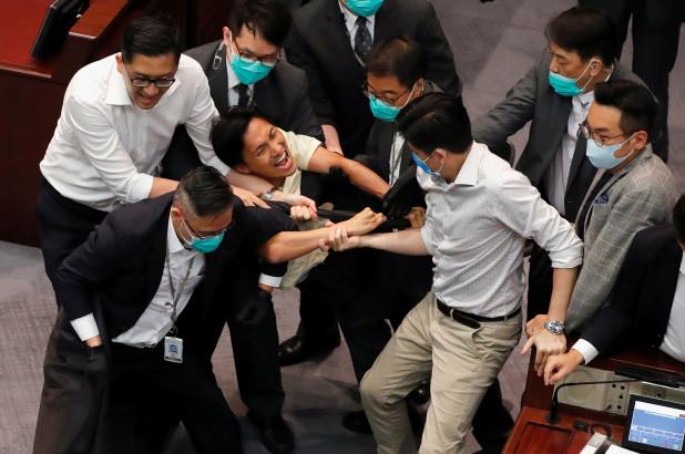 China's sudden rush to crush Hong Kong's freedom