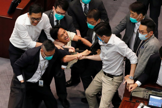 China's sudden rush to crush Hong Kong's freedom