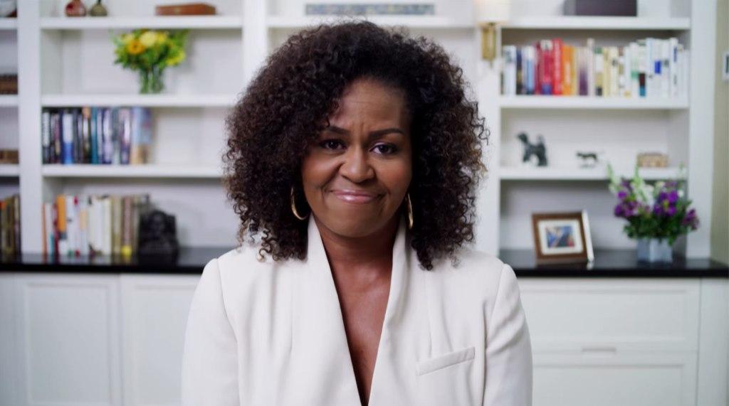 Michelle Obama's Graduation Speech Encourages Activism Beyond Hashtags and Posts