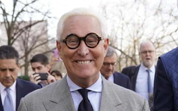 Roger Stone sentence commuted