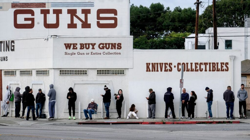 Gun Sales Spike in 2020, Driven by New Purchases by Black Men and Women