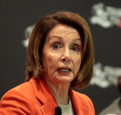 Nancy Pelosi Stands with Anti-Semites