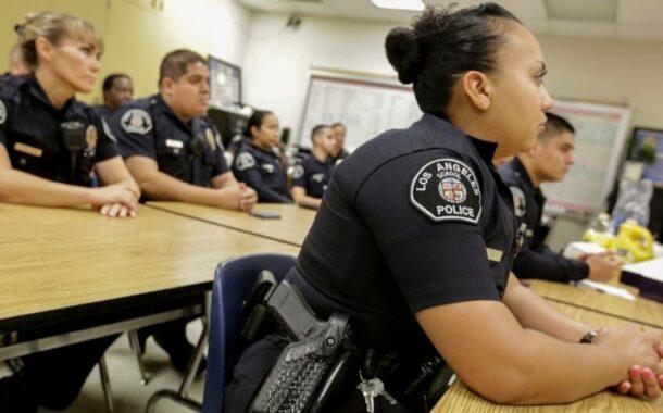 Defunding School Police