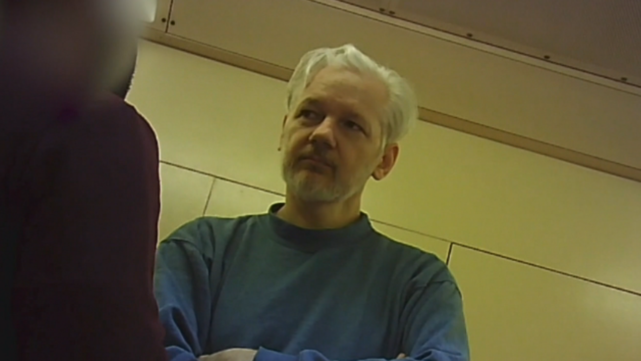 Julian Assange Is In 'A Lot Of Pain' And 'A Lot Thinner' In Belmarsh Prison