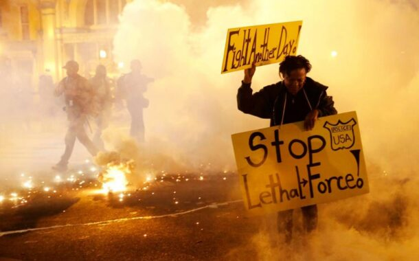 Study: Up To 95 Percent Of 2020 U.S. Riots Linked To Black Lives Matter