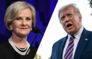 Trump dismisses Cindy McCain's endorsement of Biden