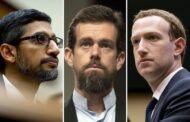 Google, Facebook and Twitter CEOs could face Senate subpoenas