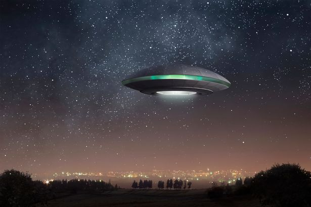 UFOs Are Taking Over The UK