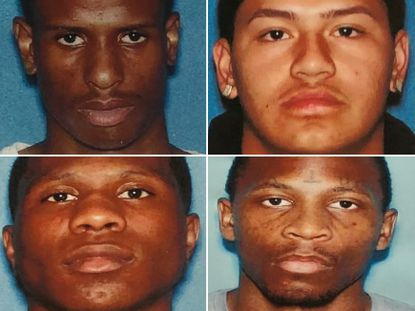 Four Men Fire Bullets into Home of Police Officers with Newborn Baby
