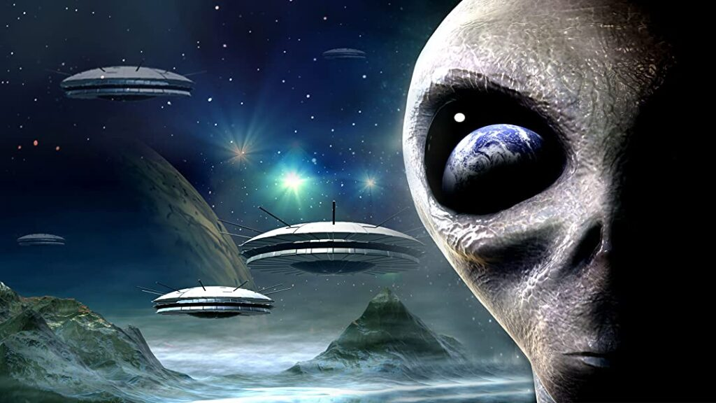 Is The U.S Government Hiding Evidence Of UFOs?