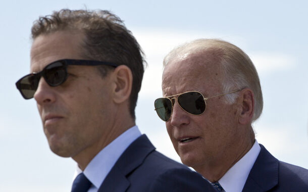 Biden Scandal Isn't About Hunter, It's About Joe