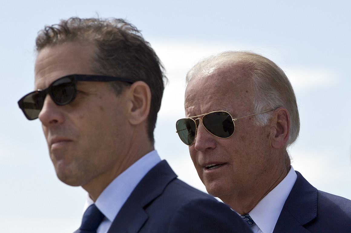 Biden Scandal Isn't About Hunter, It's About Joe