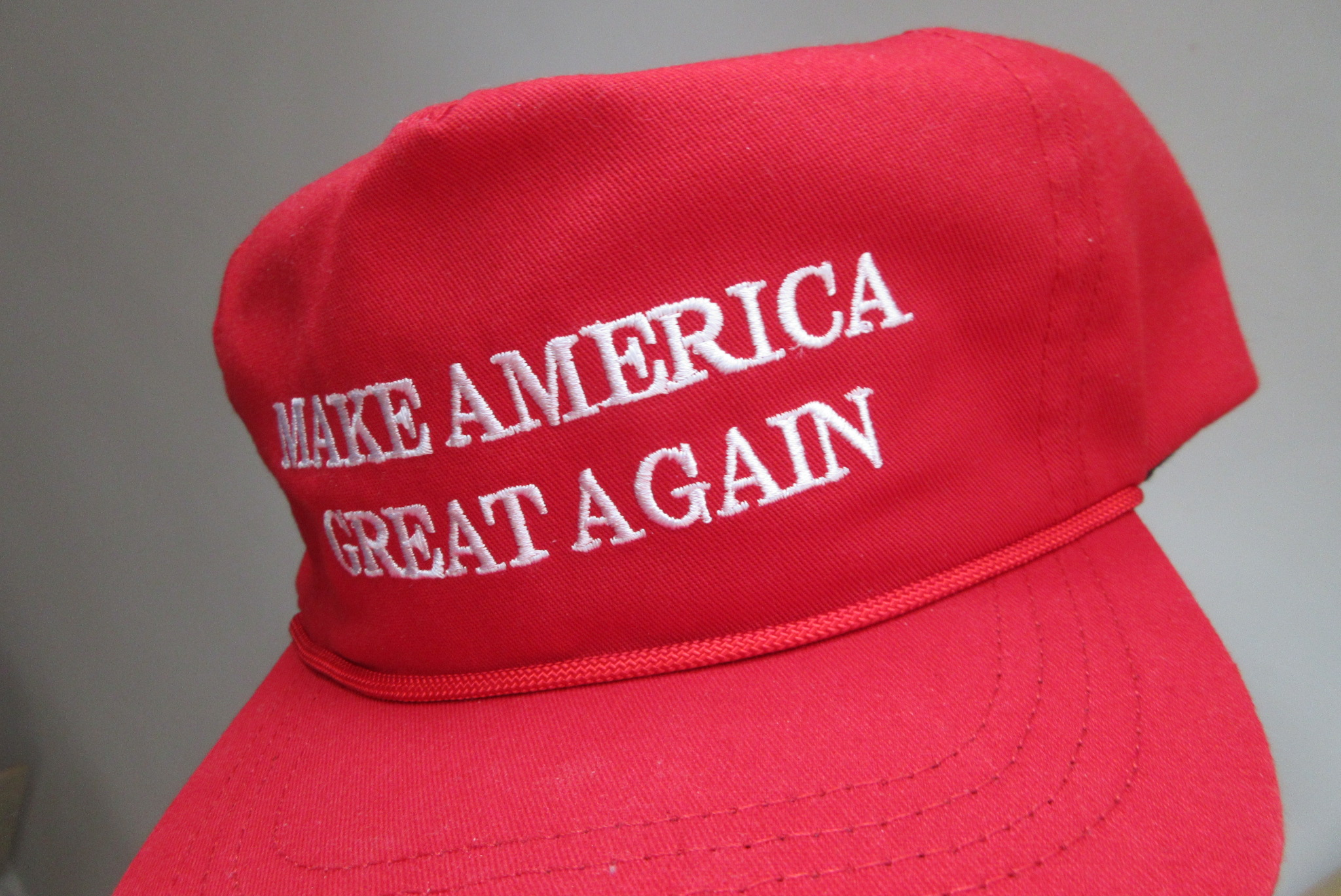 Student Wears MAGA Hat to School, Principal Says It Is