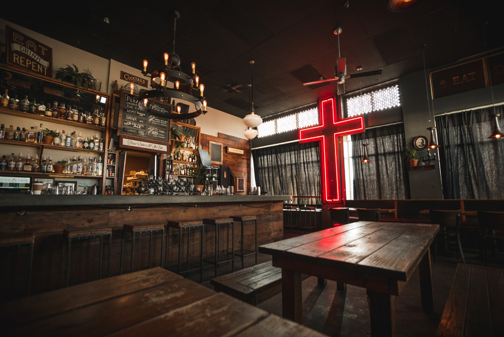 Bar Calls Itself a Church to Stay Open During the Pandemic