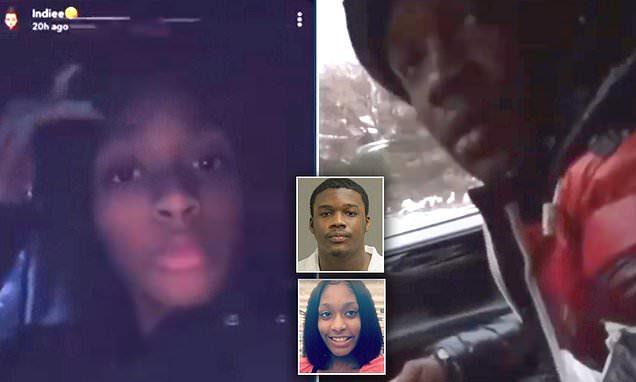 Woman Records Boyfriend Loading Gun Before She is Shot Dead