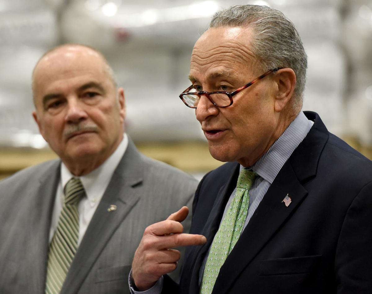 Democrats Warn Ocasio-Cortez Against Challenging Schumer