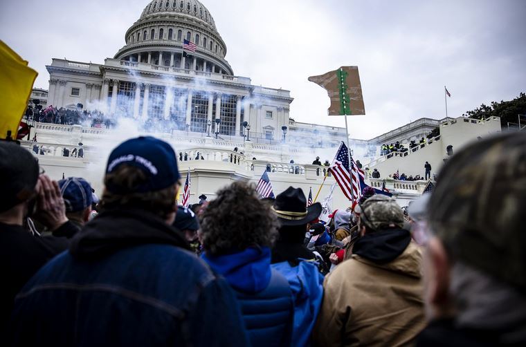 FBI: Armed Protests Planned At All 50 State Capitols
