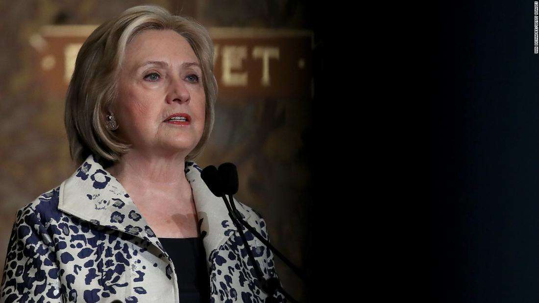 Hillary Clinton Can't be Deposed According to Supreme Court