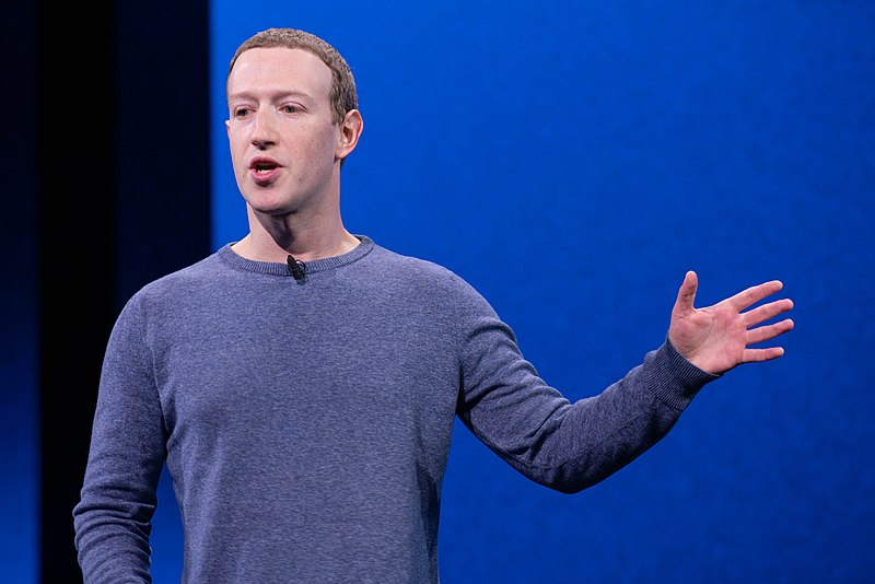 Top Facebook Executive Caught on Secret Recording: 'They Must Be Stopped'