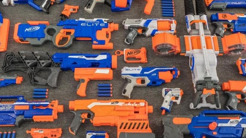 New Law Requires Certain Nerf Guns to be Registered as Firearms
