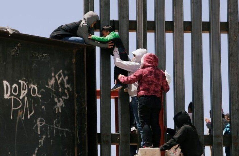 Over 60,000 migrants have been released into the US under Biden