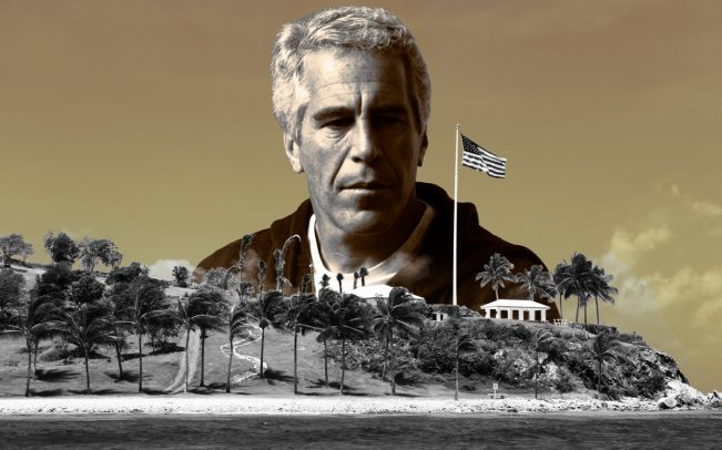 Creepy Video Leaked Showing Jeffrey Epstein's Private Island