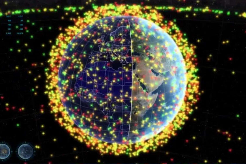 We Have A New Problem… Space Junk