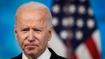 Biden: 'I'm not supposed to be answering all these questions'