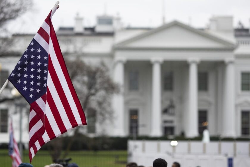 US Investigates Mystery 'Syndrome' Near White House