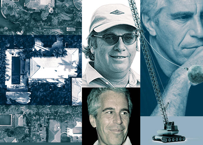 Epstein Estate Embroiled in Real Estate Scandal
