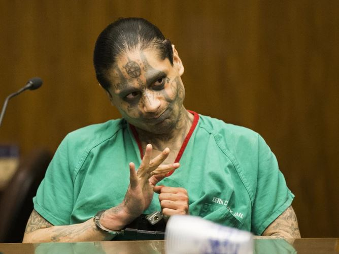 Satanist Prisoner Beheads Cellmate Without Guards Noticing