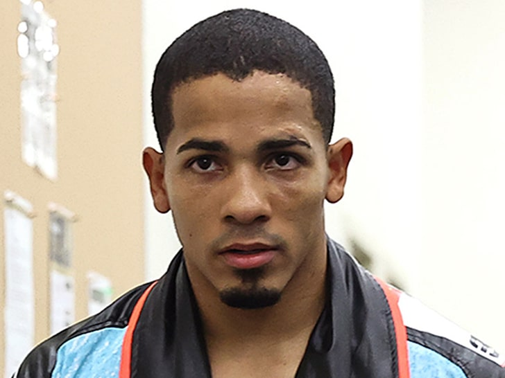 Pro Boxer Charged With Murdering Woman and Her Unborn Baby