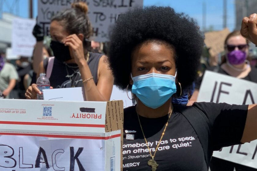 Will Infighting be the End of Black Lives Matter?
