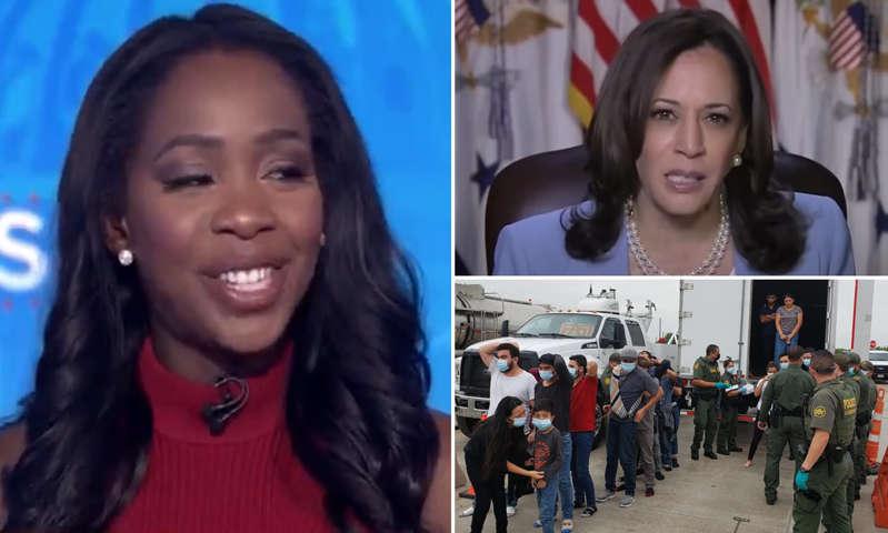 CNN Goes After Kamala Harris