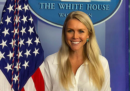 Trump WH Alum Could be the Youngest Member of Congress if She Wins