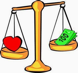 Money is More Important than Love !!! Debate, Essay , Article , Speech