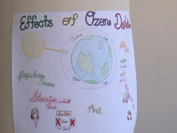 International Ozone Day Posters