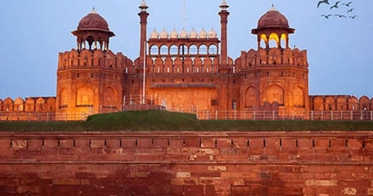 Essay on Red Fort | Paragraph on Red Fort | Article on Red Fort | Speech on Red Fort