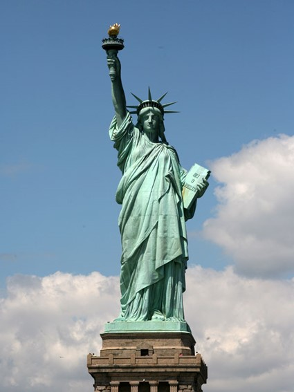 Essay on Statue of Liberty , History of Statue of Liberty , Paragraph on Statue of Liberty , Speech on Statue of Liberty , History Of Statue of Liberty
