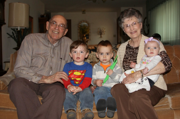What Kids can Learn From Grandparents ? Essay , Article , Speech