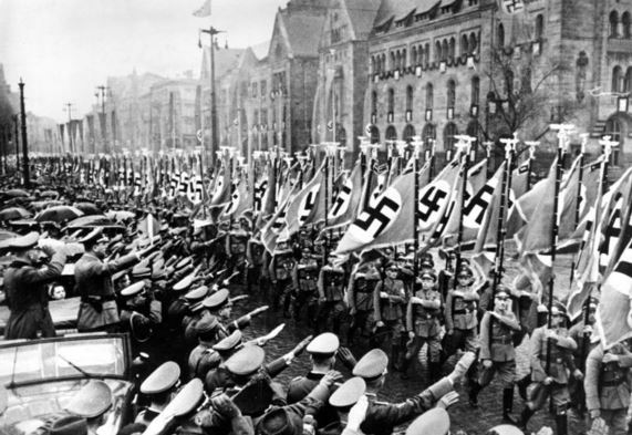 The Nazi State Essay , Article , Speech , Paragraph