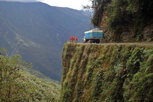 10 Most Dangerous Roads Around The World