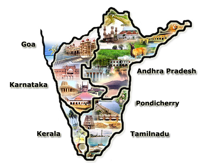 South India Geography , Essay , Article , Tradition , Demographics